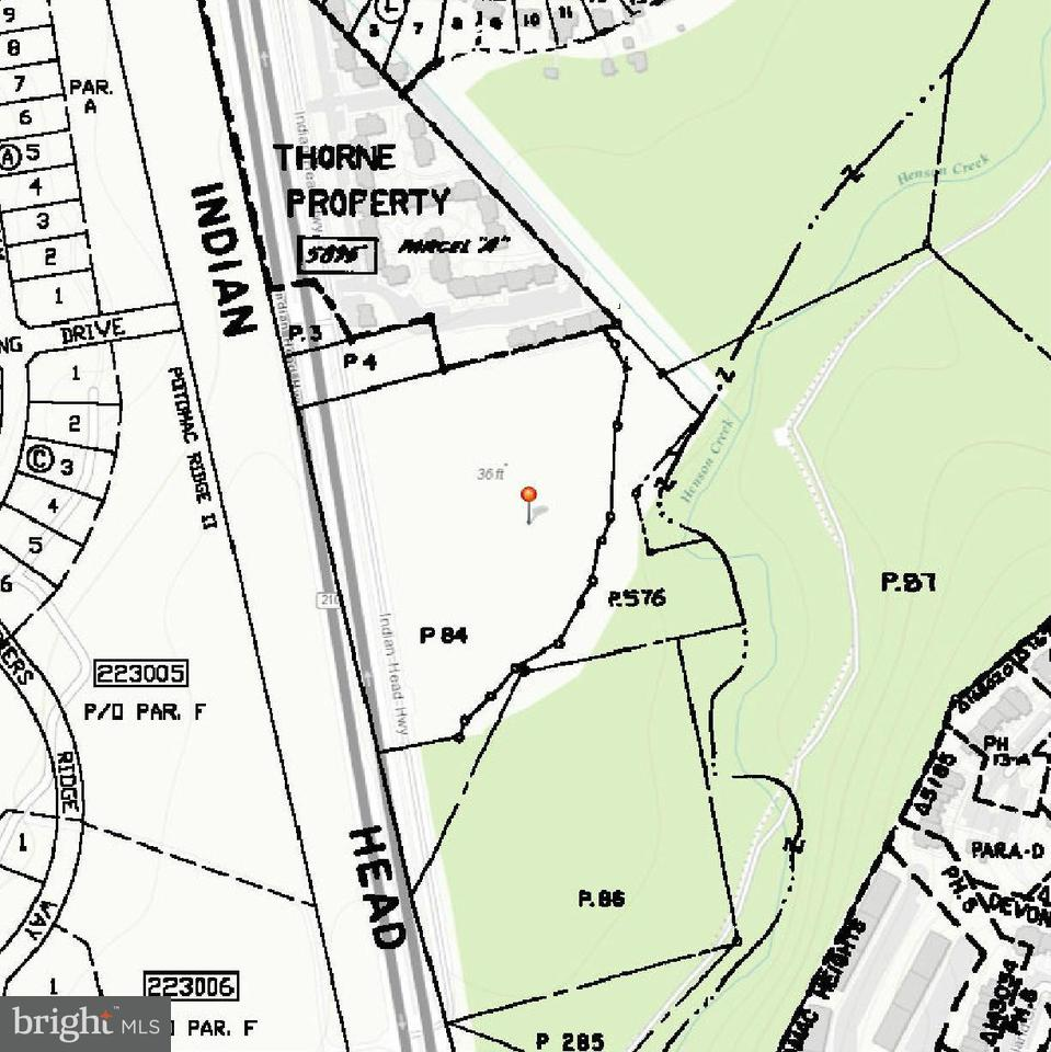 Land for Sale at 8500 INDIAN HEAD HWY 8500 INDIAN HEAD HWY Fort Washington, Maryland 20744 United States