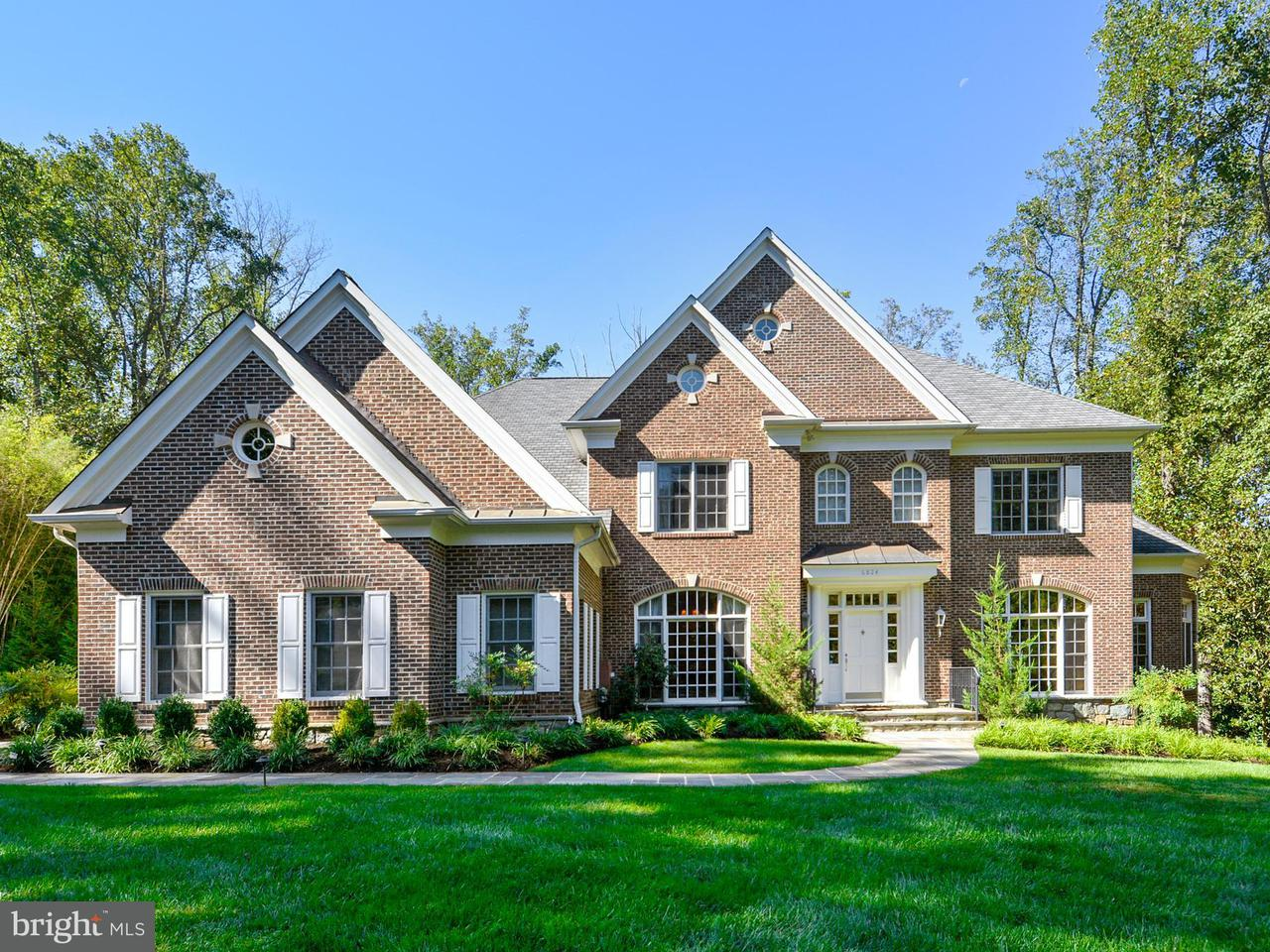 Single Family Home for Sale at 6824 MELODY Lane 6824 MELODY Lane Bethesda, Maryland 20817 United States