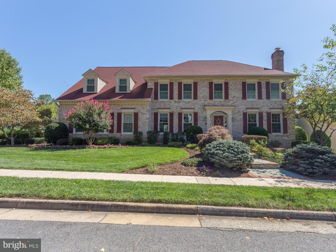 Single Family Home for Sale at 10305 GREENWOOD Place 10305 GREENWOOD Place Oakton, Virginia 22124 United States