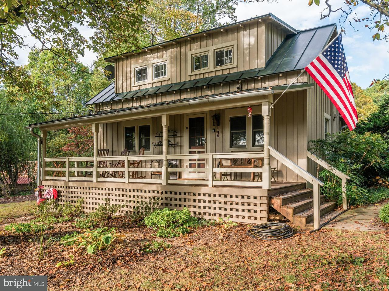 Single Family for Sale at 84 Oventop Mountain Ln Sperryville, Virginia 22740 United States