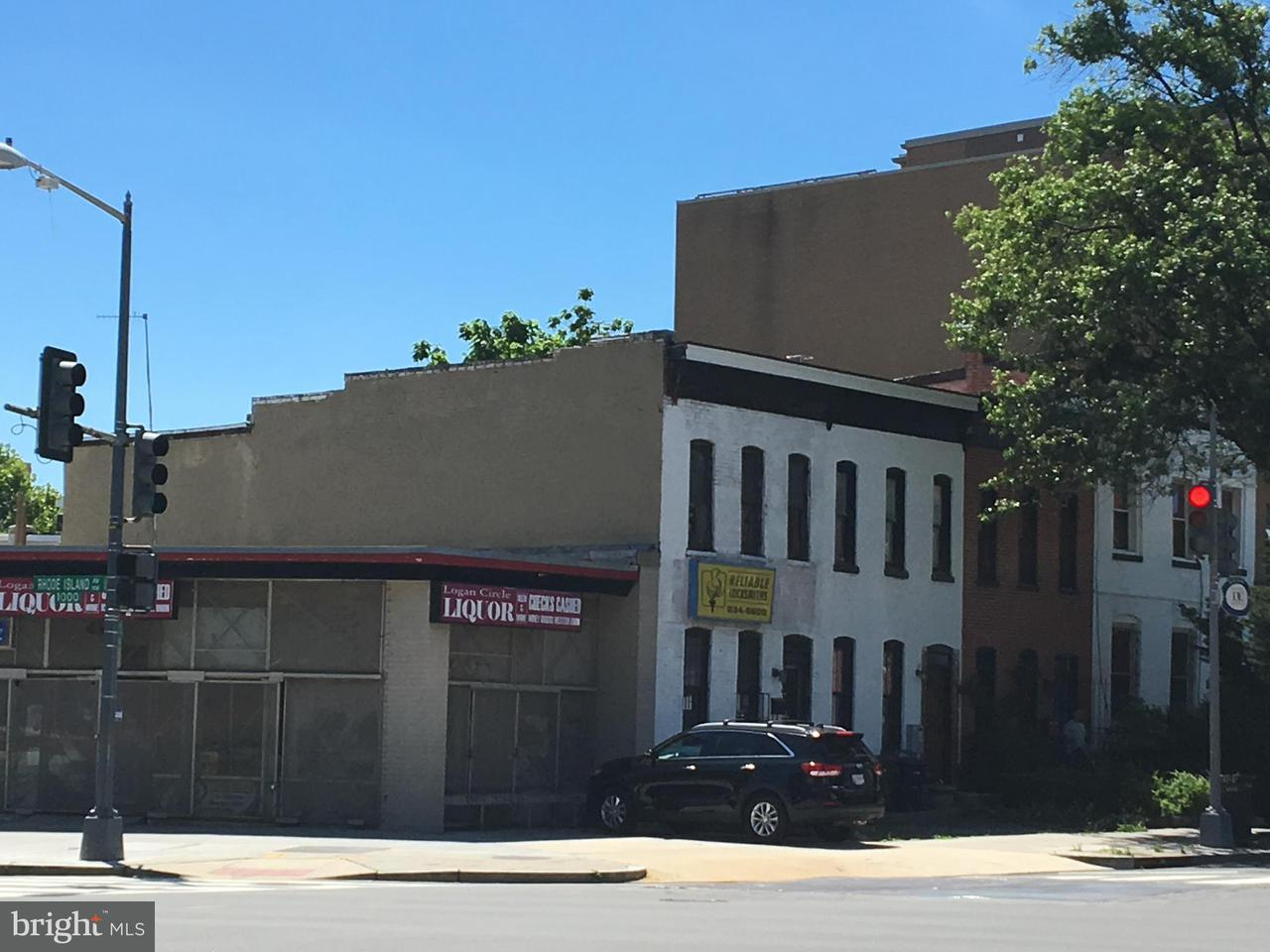 Commercial for Sale at 1521 11th St NW Washington, District Of Columbia 20001 United States