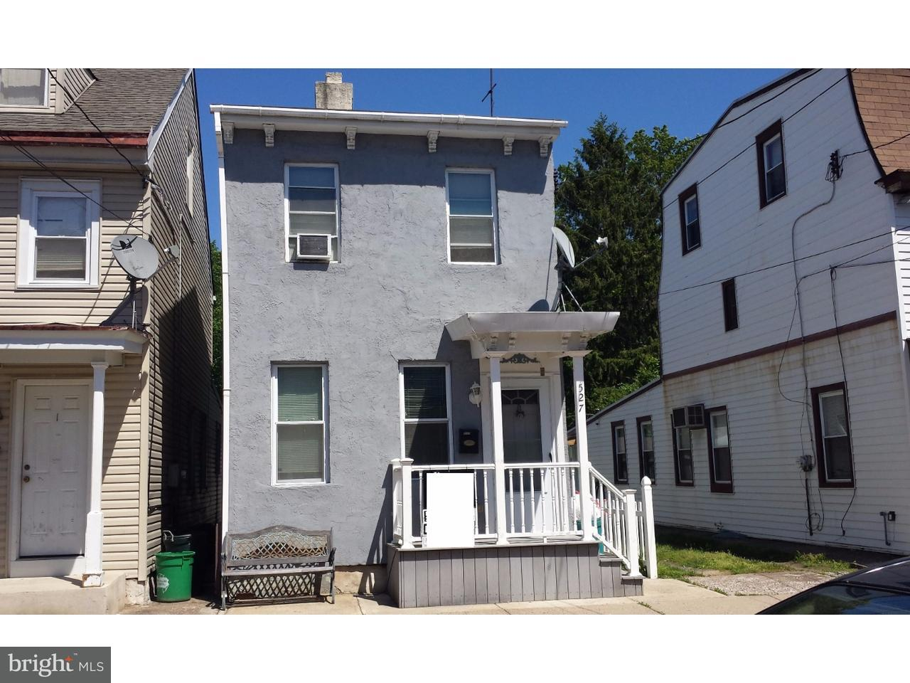 Single Family Home for Rent at 527 SWAIN Street Bristol, Pennsylvania 19007 United States