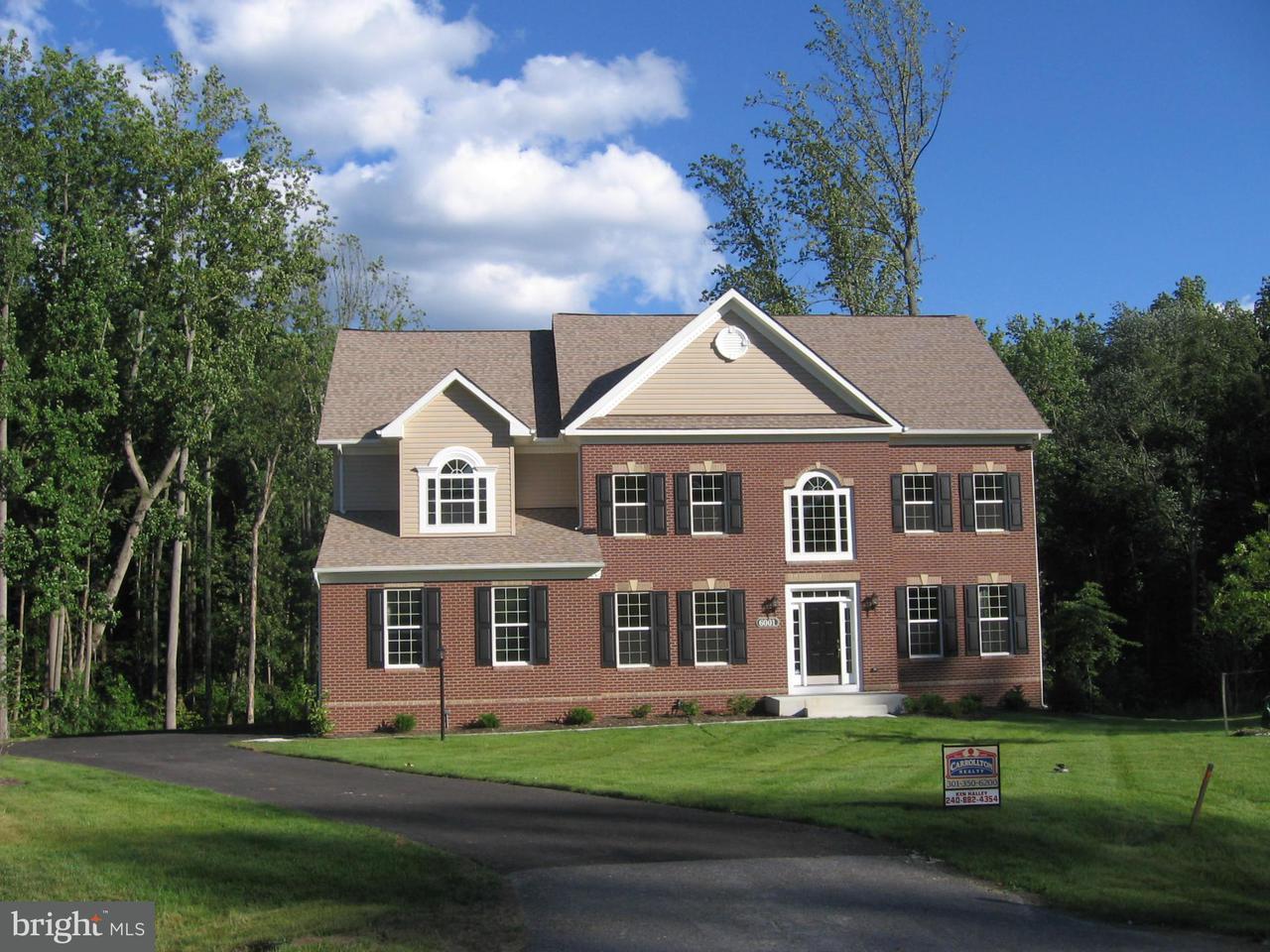 Частный односемейный дом для того Продажа на 11510 OLD POND Drive 11510 OLD POND Drive Glenn Dale, Мэриленд 20769 Соединенные Штаты