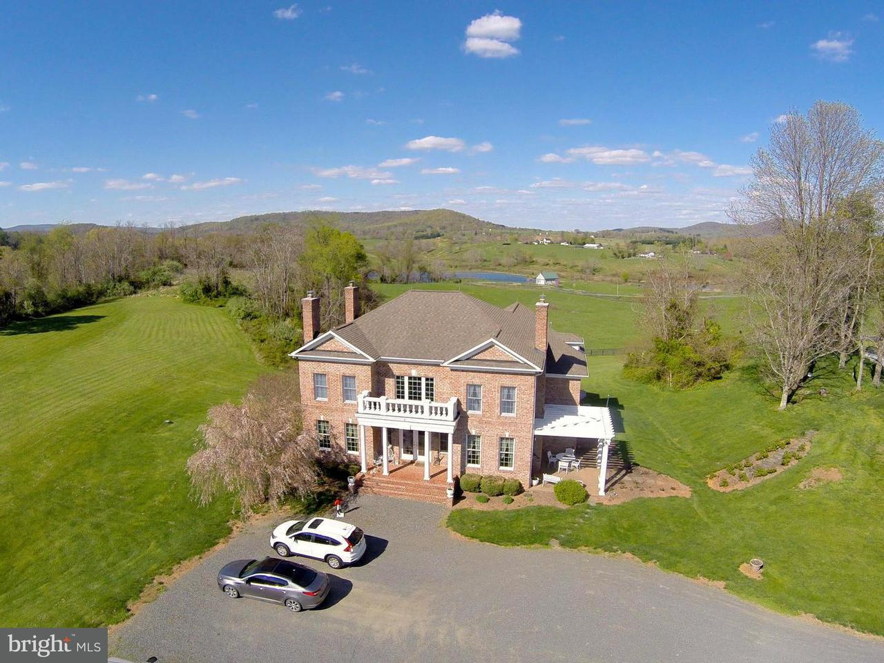 Farm for Sale at 12025 LEEDS CHAPEL Lane 12025 LEEDS CHAPEL Lane Markham, Virginia 22643 United States