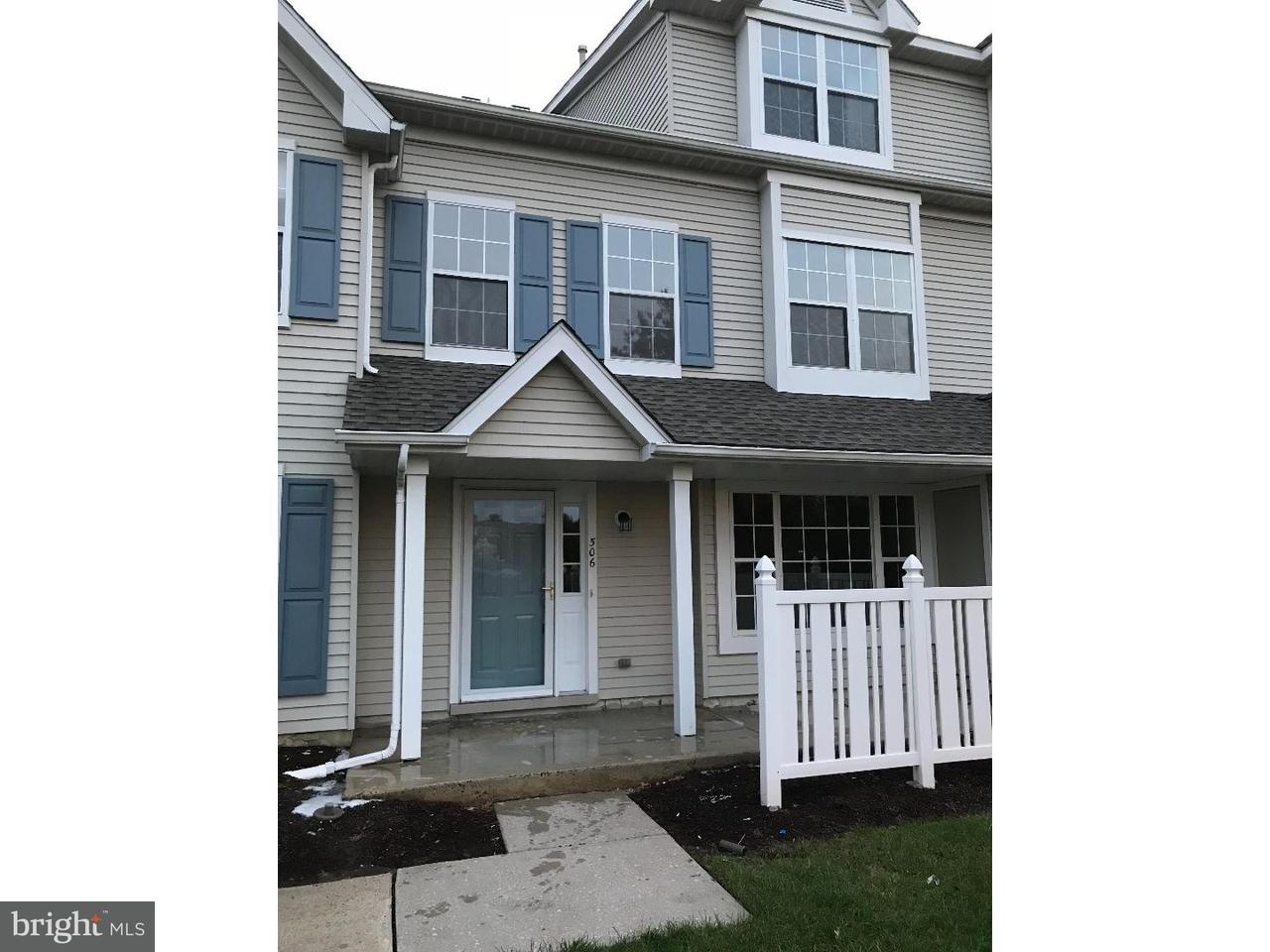 Condominium for Sale at 506 OLIPHANT Lane Mount Laurel, New Jersey 08054 United States