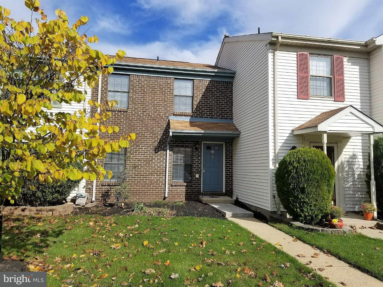 Condominium for Rent at 54 PEAR TREE Lane Franklin Park, New Jersey 08823 United StatesMunicipality: Franklin Twp