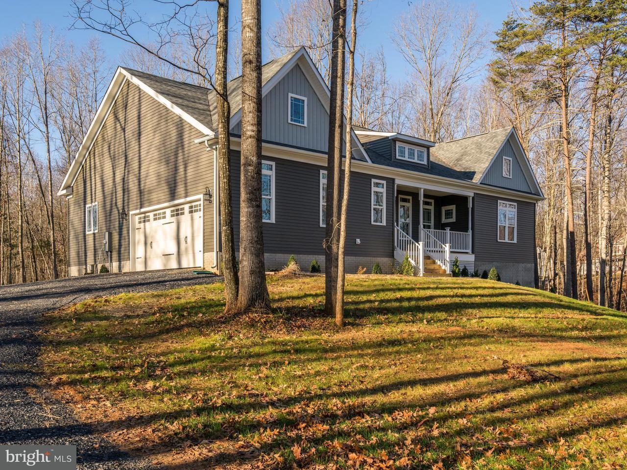 Casa Unifamiliar por un Venta en 11474 DUTCH HOLLOW Road 11474 DUTCH HOLLOW Road Culpeper, Virginia 22701 Estados Unidos