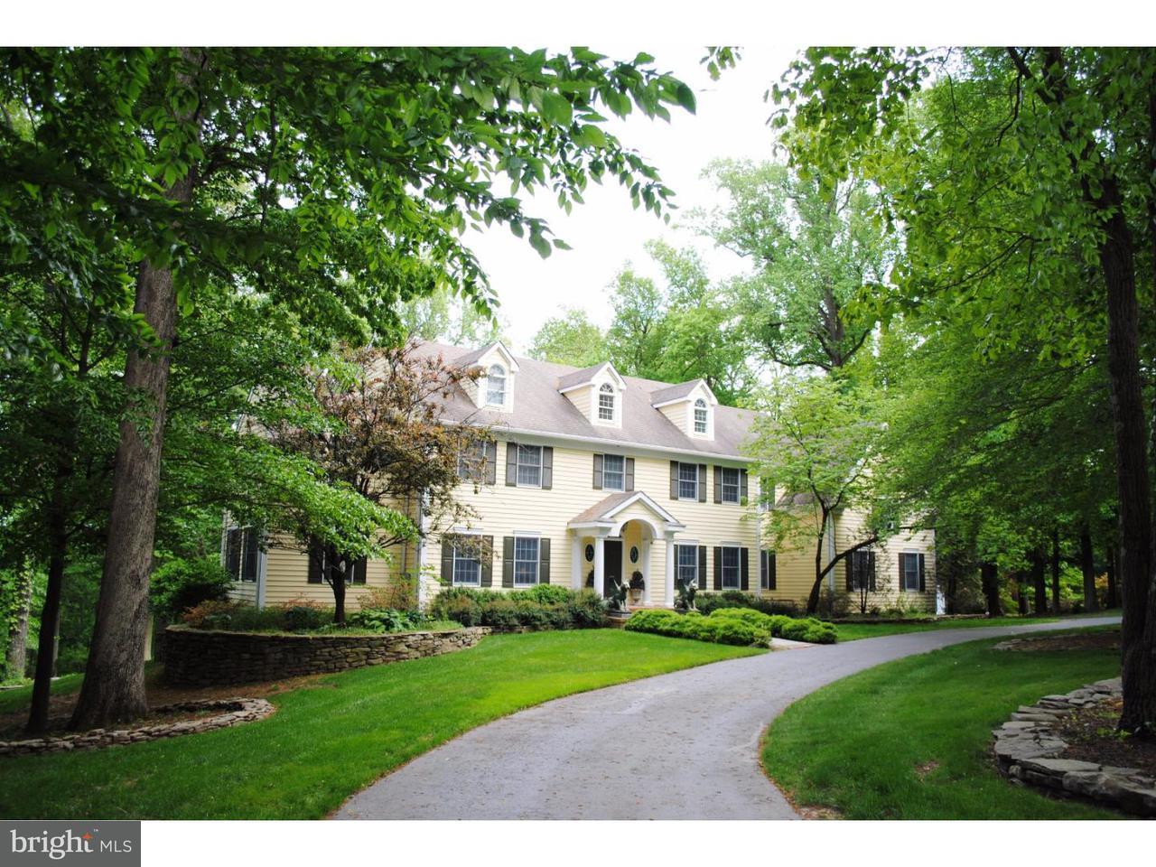 独户住宅 为 出租 在 17 HARBOURTON RIDGE Drive 彭宁顿, 新泽西州 08534 美国在/周边: Hopewell Township