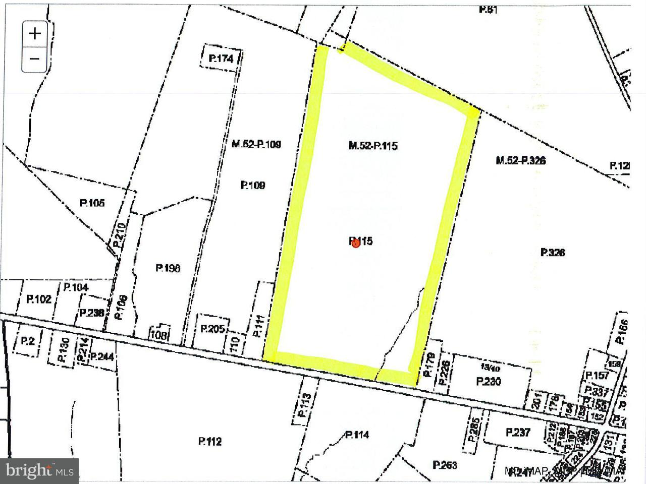 Land for Sale at Dover Bridge Rd Bethlehem, Maryland 21609 United States