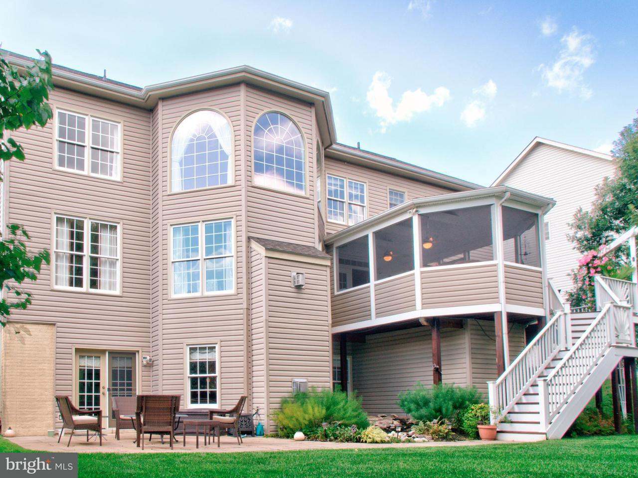 Casa Unifamiliar por un Venta en 5267 GROVEMONT Drive 5267 GROVEMONT Drive Elkridge, Maryland 21075 Estados Unidos