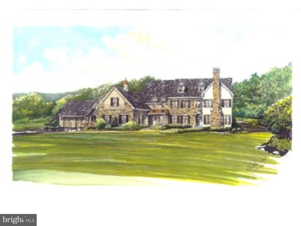 Single Family Home for Sale at ASH MILL Road Buckingham, Pennsylvania 18902 United States