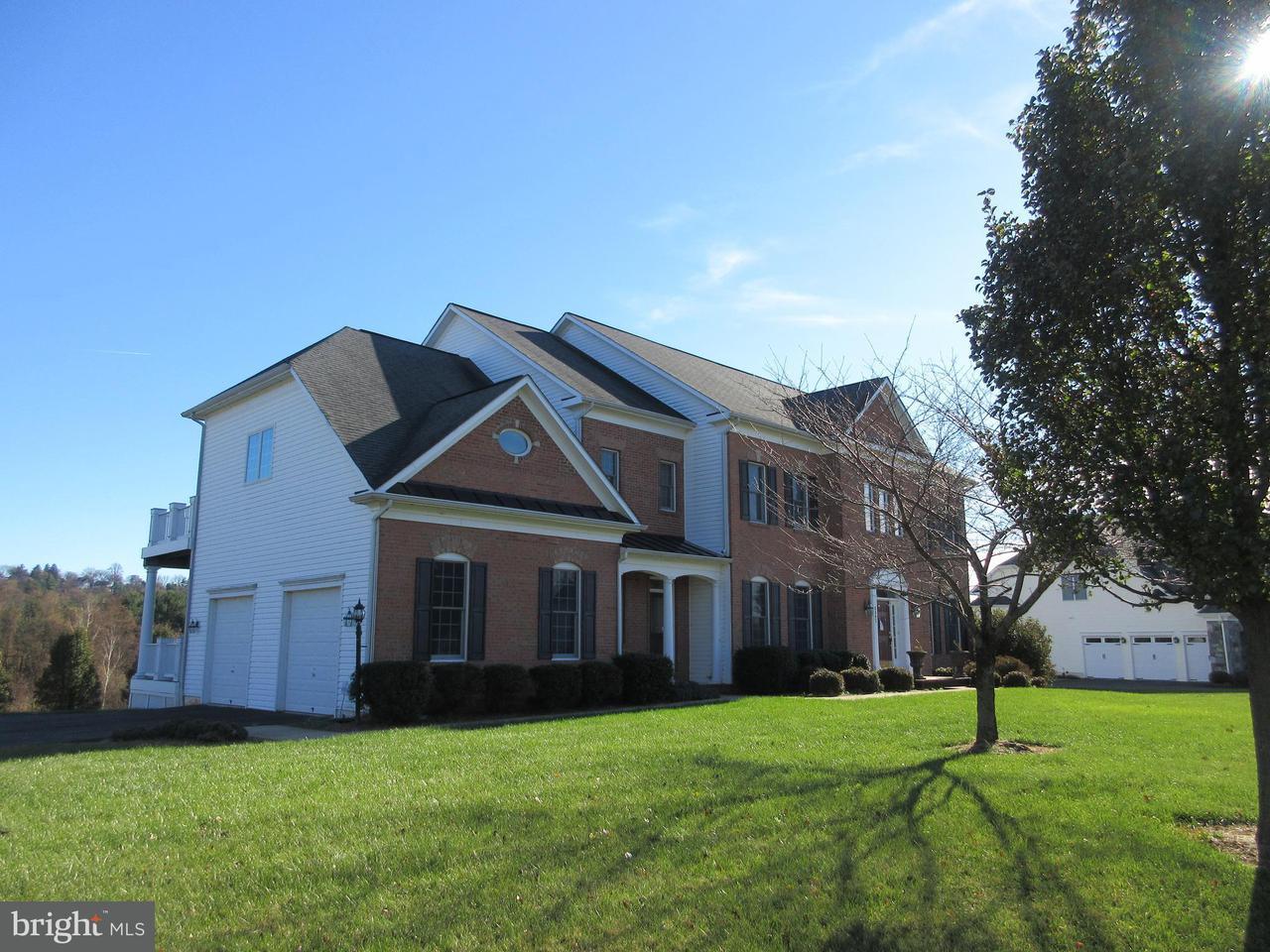 Maison unifamiliale pour l Vente à 6807 SOUTHRIDGE WAY 6807 SOUTHRIDGE WAY Middletown, Maryland 21769 États-Unis