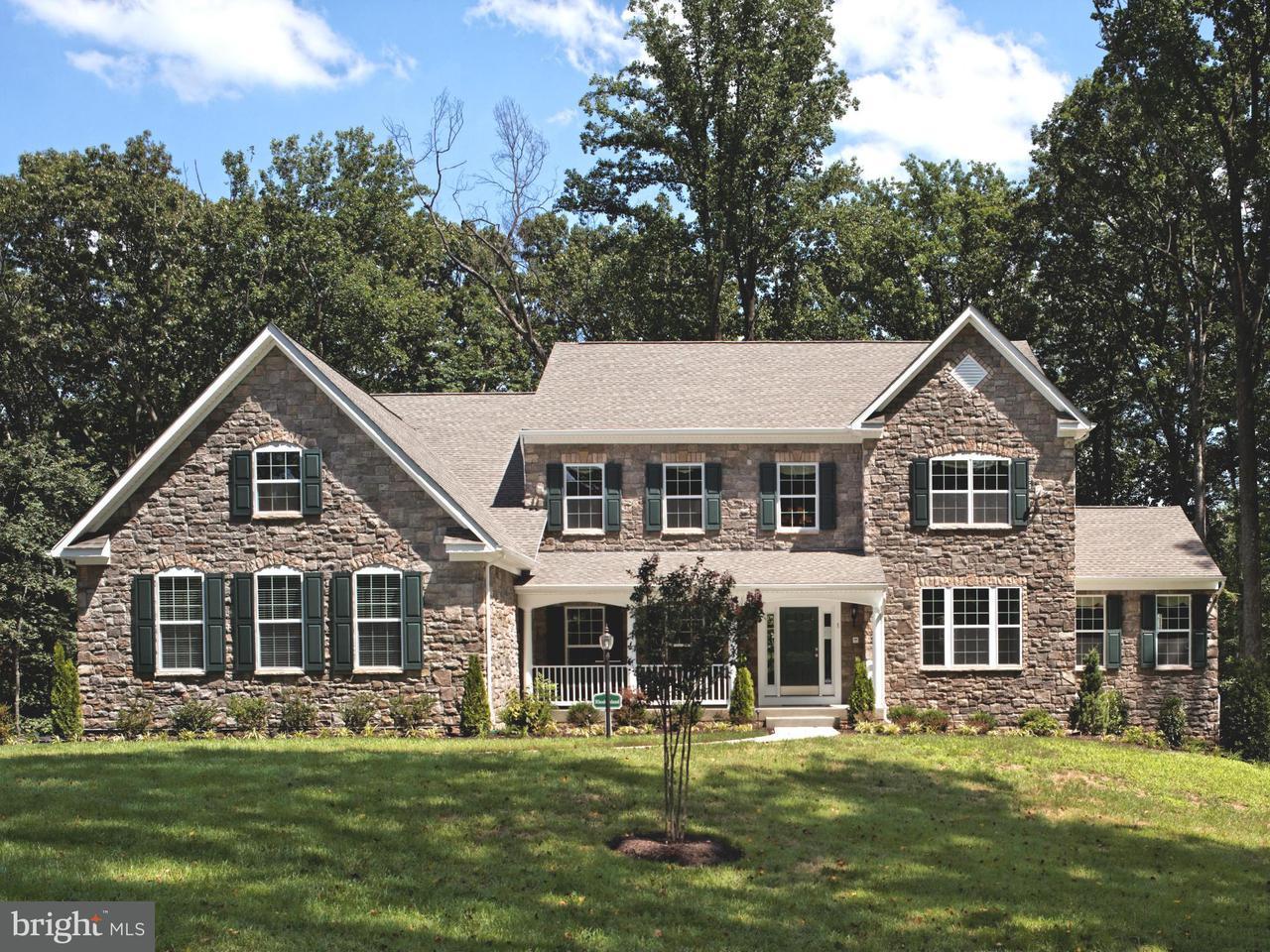 独户住宅 为 销售 在 1 LAURNIC Drive 1 LAURNIC Drive Reisterstown, 马里兰州 21136 美国