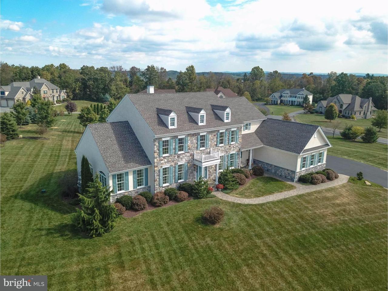 Single Family Home for Sale at 312 SHAUNA WAY Nazareth, Pennsylvania 18064 United States