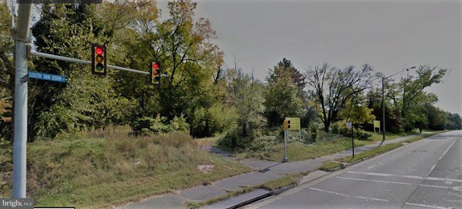 Terrain pour l Vente à 5939 VAN DORN Street 5939 VAN DORN Street Alexandria, Virginia 22310 États-Unis