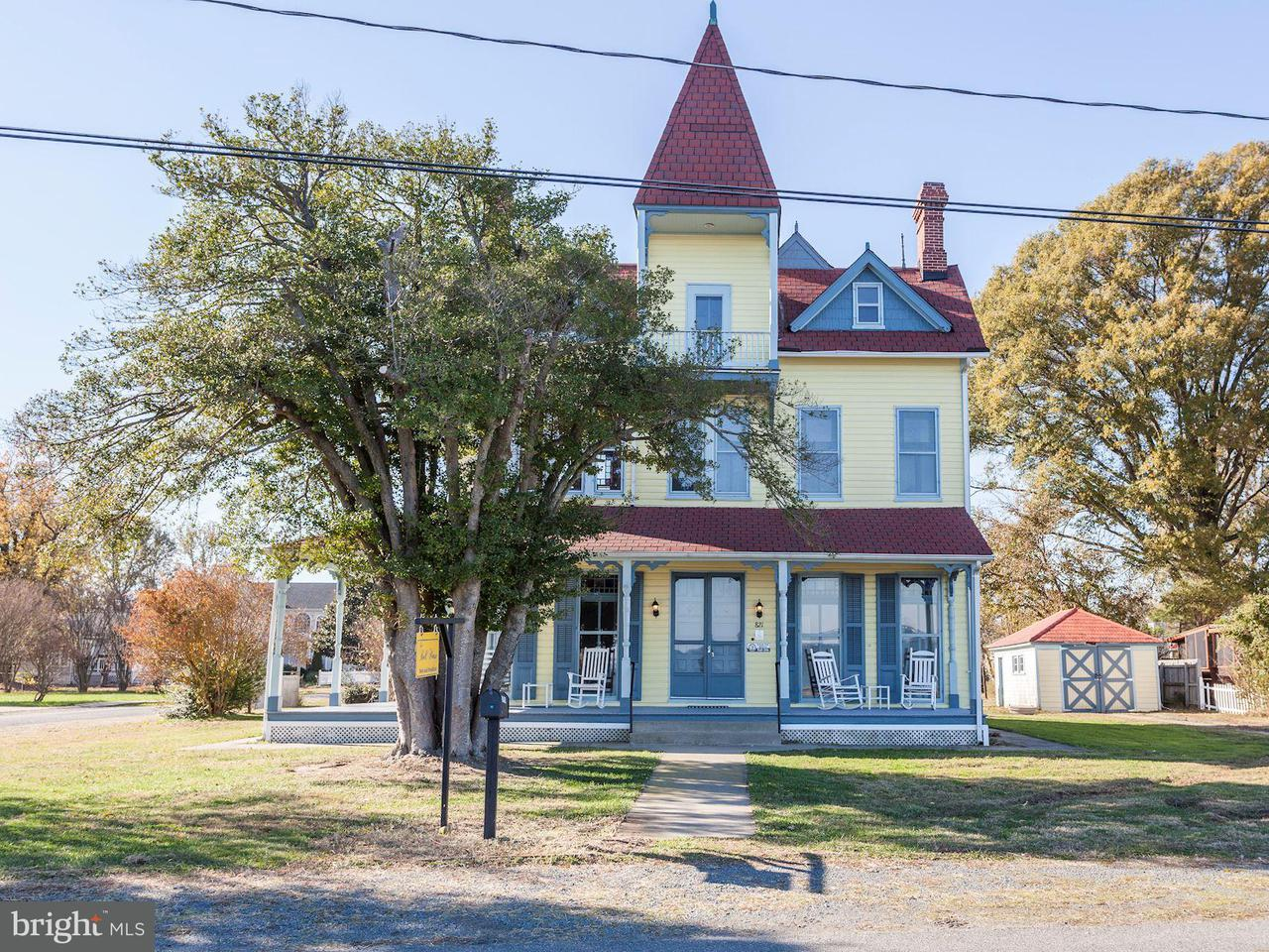 Single Family for Sale at 821 Irving Ave Colonial Beach, Virginia 22443 United States