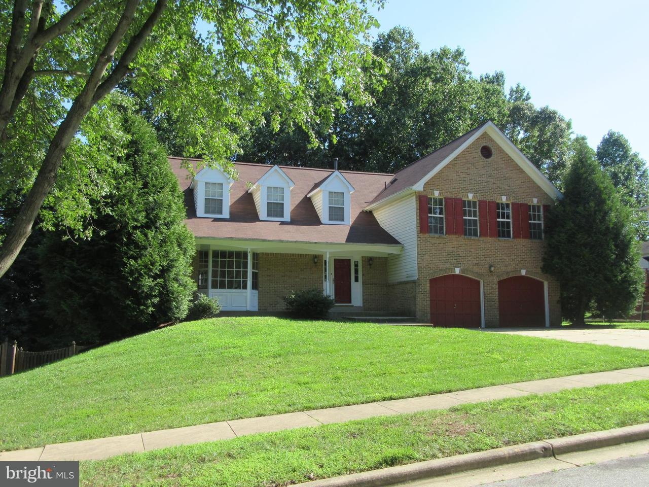Single Family Home for Sale at 13503 ARROWWOOD Lane 13503 ARROWWOOD Lane Bowie, Maryland 20715 United States