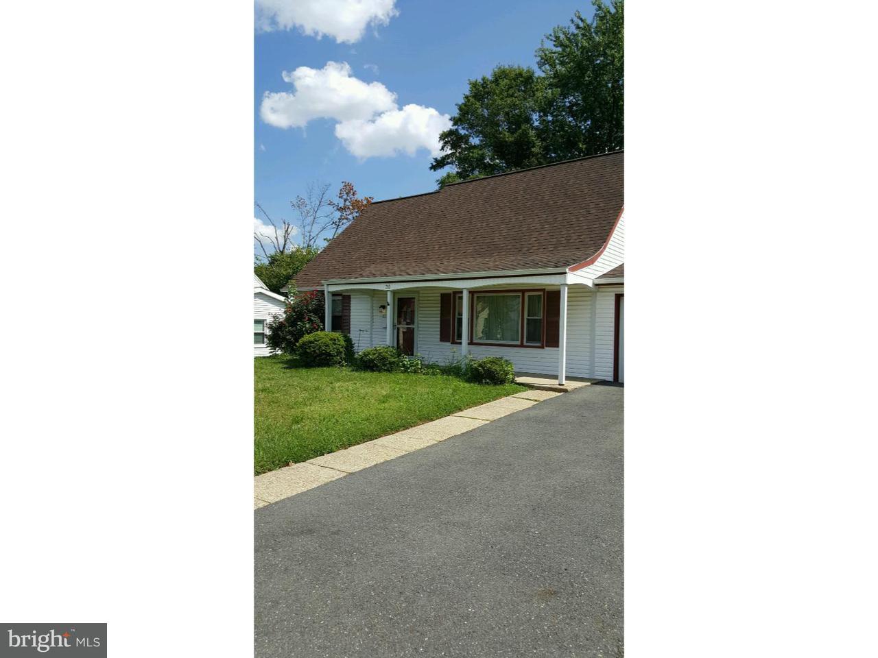 Casa Unifamiliar por un Alquiler en 30 MIDDLETON Lane Willingboro, Nueva Jersey 08046 Estados Unidos