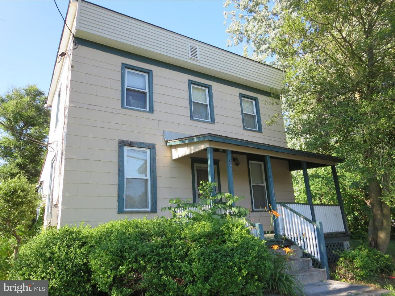 Single Family Home for Sale at 596 SHERMAN Avenue Rosenhayn, New Jersey 08352 United States
