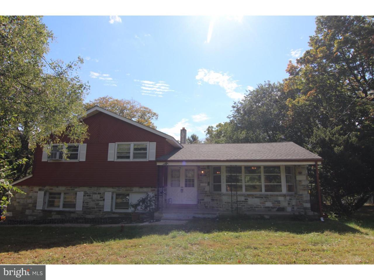 Частный односемейный дом для того Аренда на 1100 W CHURCH Road Wyncote, Пенсильвания 19095 Соединенные Штаты