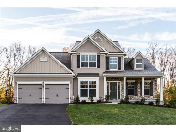 Single Family Home for Sale at 10 AVIGNON Court Bernville, Pennsylvania 19506 United States
