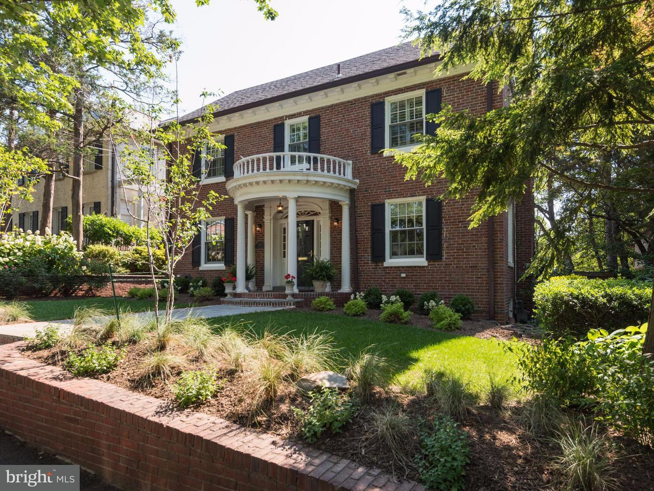 Single Family for Sale at 2915 34th St NW Washington, District Of Columbia 20008 United States
