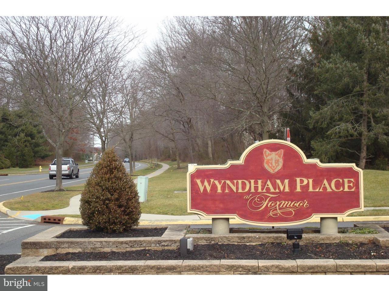 联栋屋 为 出租 在 98 WYNDHAM Place 罗宾斯维尔, 新泽西州 08691 美国在/周边: Robbinsville Township