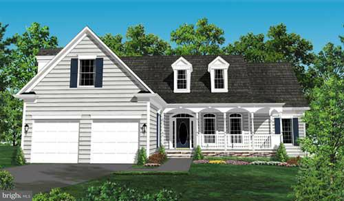 一戸建て のために 売買 アット 4050 SANDERS Lane 4050 SANDERS Lane Catharpin, バージニア 20143 アメリカ合衆国