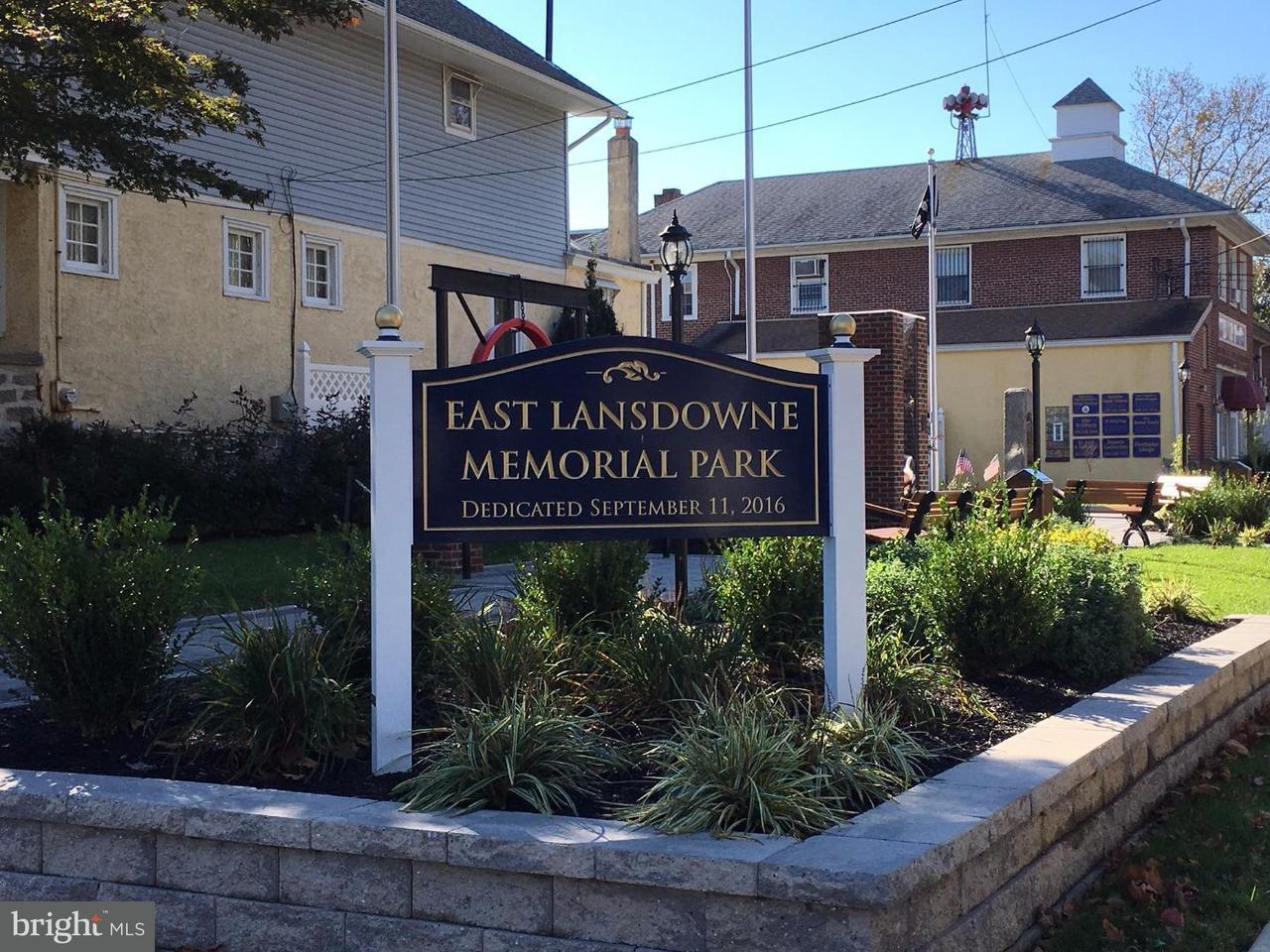独户住宅 为 销售 在 223 PENN BLVD East Lansdowne, 宾夕法尼亚州 19050 美国
