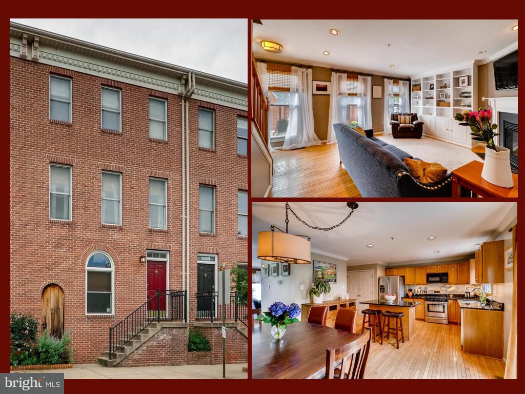 Other Residential for Rent at 823 Hanover St Baltimore, Maryland 21230 United States