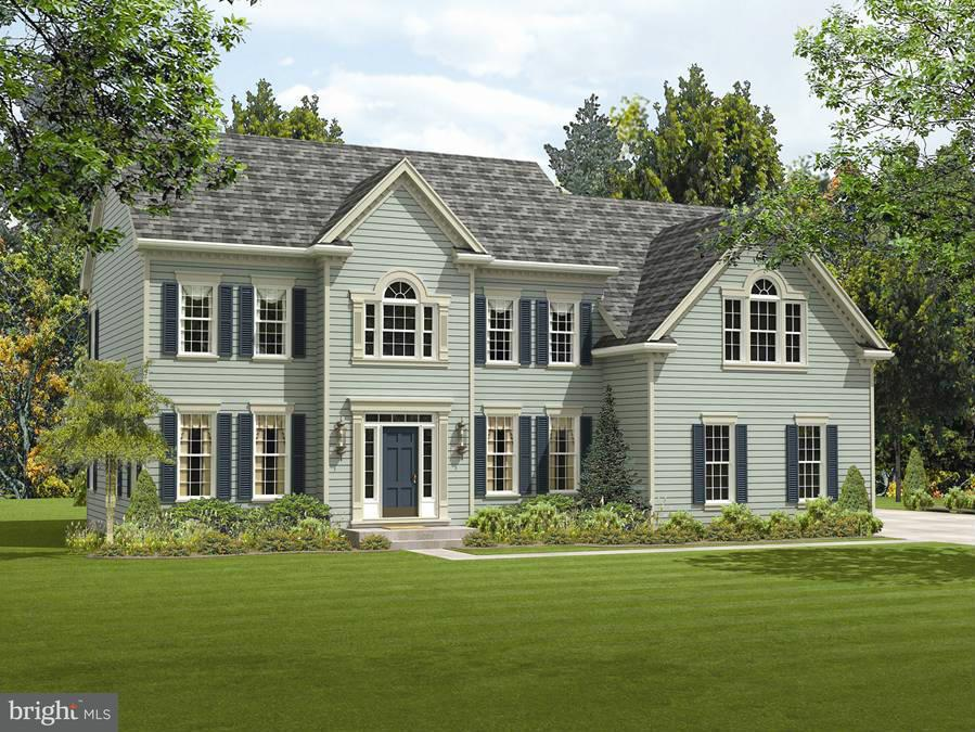 Casa Unifamiliar por un Venta en 534 ISAAC RUSSELL 534 ISAAC RUSSELL New Market, Maryland 21774 Estados Unidos