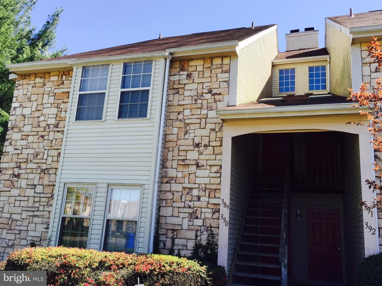 Townhouse for Rent at 389 TAVISTOCK Cherry Hill, New Jersey 08034 United States