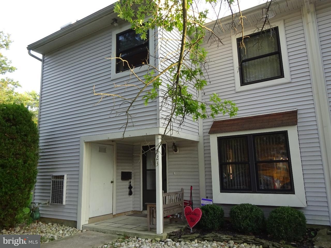 Townhouse for Rent at 323 HAWTHORNE Street Marlton, New Jersey 08053 United States