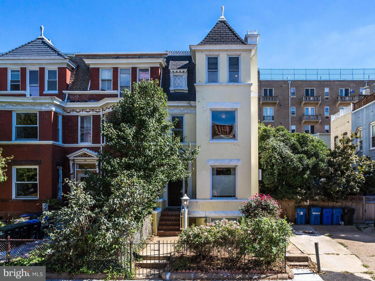 Townhouse for Sale at 3409 BROWN ST NW #4 3409 BROWN ST NW #4 Washington, District Of Columbia 20010 United States