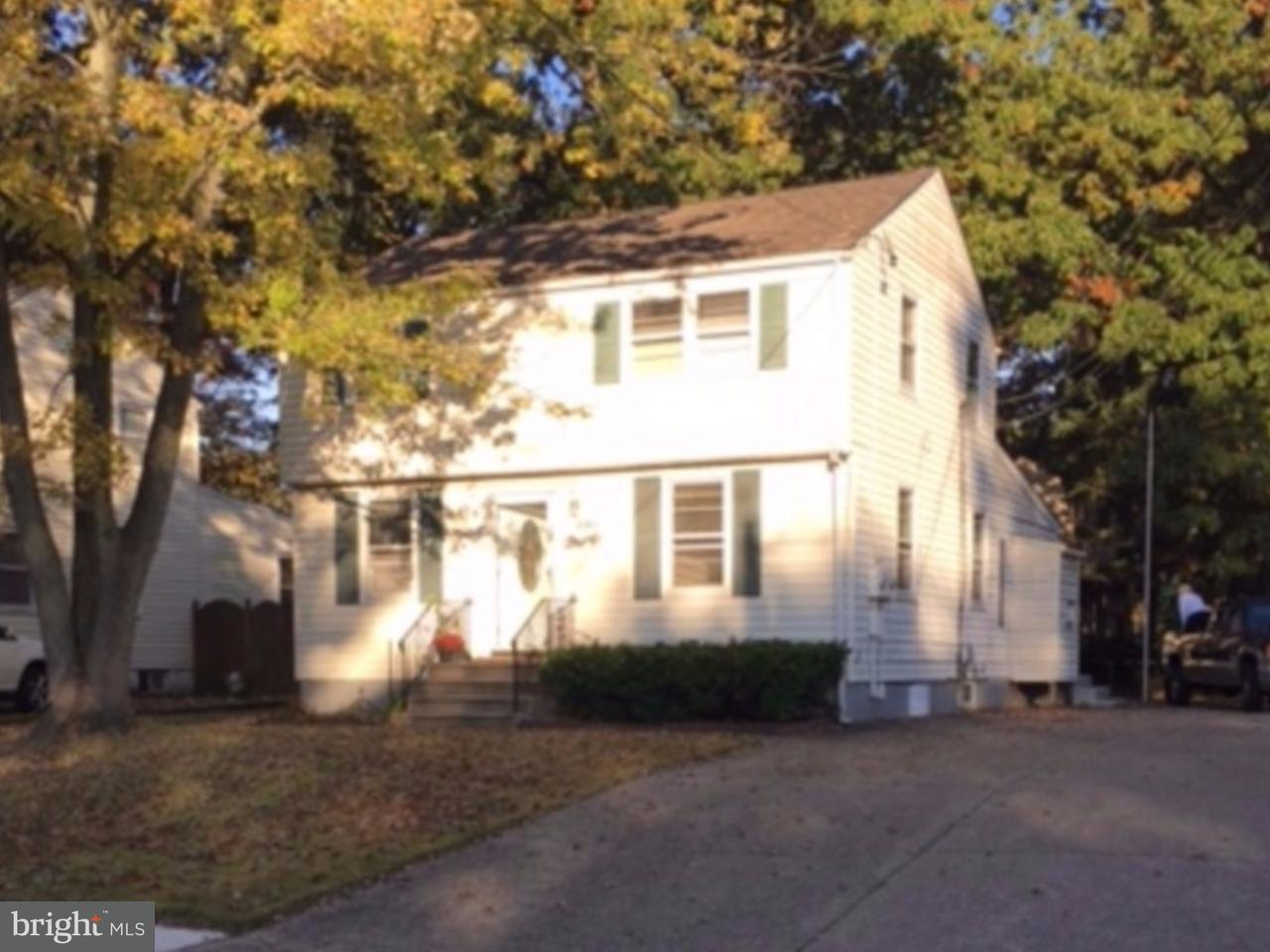 Single Family Home for Rent at 8743 ORCHARD AVE #A Pennsauken, New Jersey 08110 United States