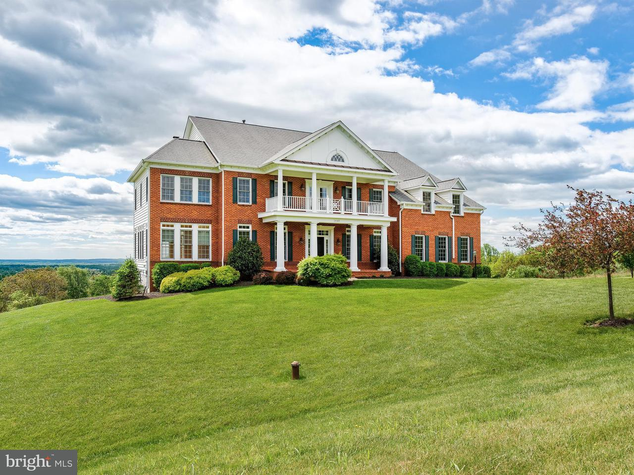 Single Family Home for Sale at 35185 Dundee Court 35185 Dundee Court Round Hill, Virginia 20141 United States