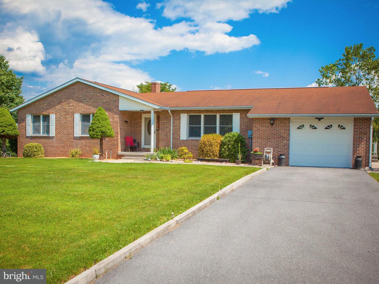 Farm for Sale at 626 Franklin Mills Rd Warfordsburg, Pennsylvania 17267 United States