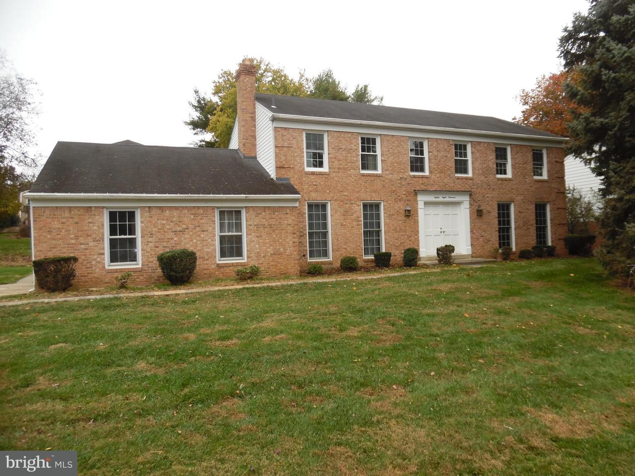 Single Family for Sale at 8800 Falls Chapel Way Potomac, Maryland 20854 United States