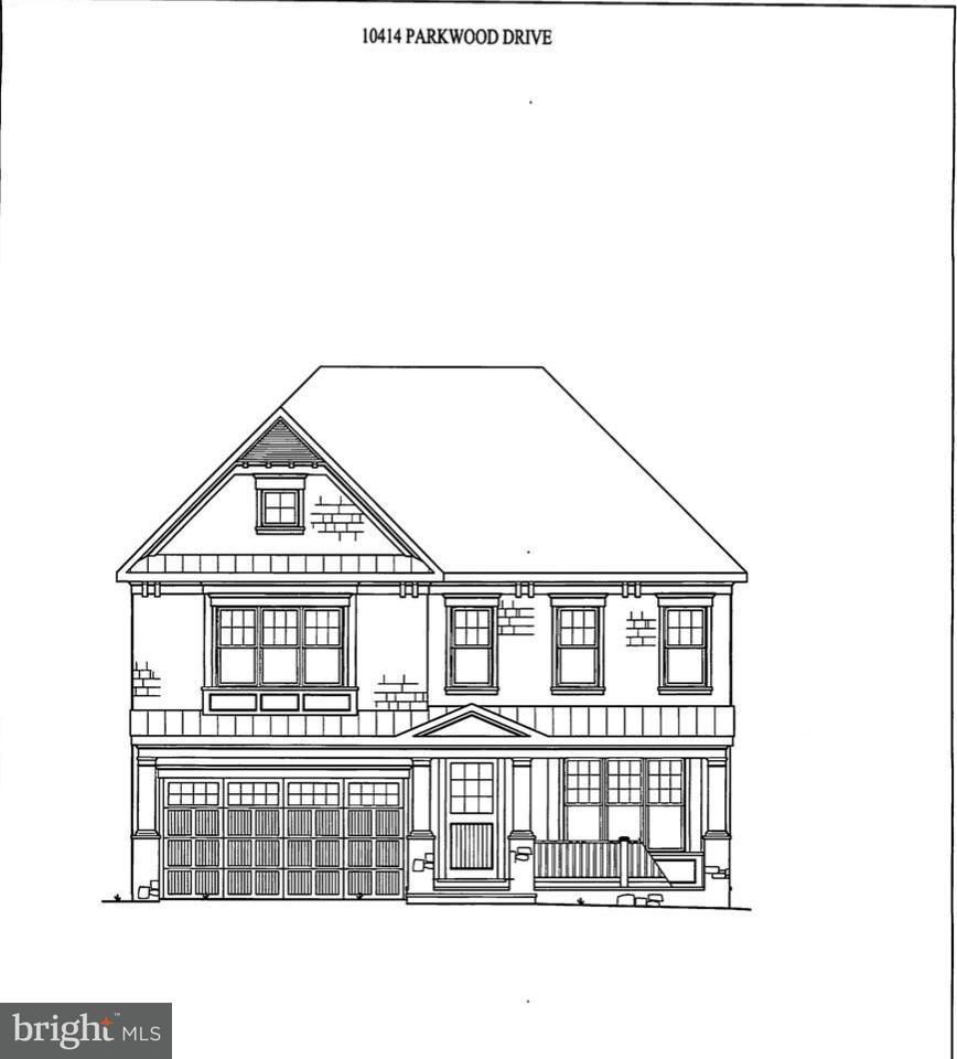 Частный односемейный дом для того Продажа на 10414 PARKWOOD Drive 10414 PARKWOOD Drive Kensington, Мэриленд 20895 Соединенные Штаты