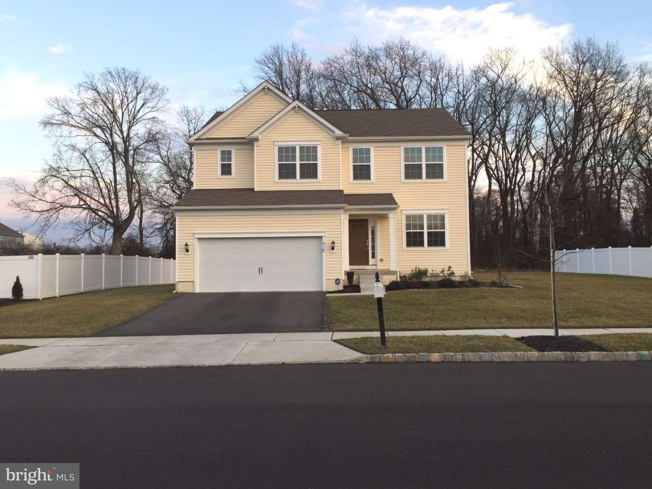Maison unifamiliale pour l Vente à 618 SEAMAN Drive Florence, New Jersey 08518 États-Unis