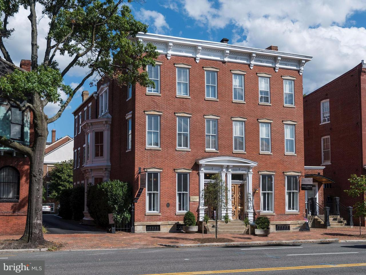 Commercial pour l Vente à 413 WASHINGTON ST N 413 WASHINGTON ST N Alexandria, Virginia 22314 États-Unis