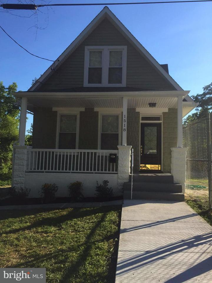 Single Family for Sale at 1516 Parksley Ave Baltimore, Maryland 21230 United States