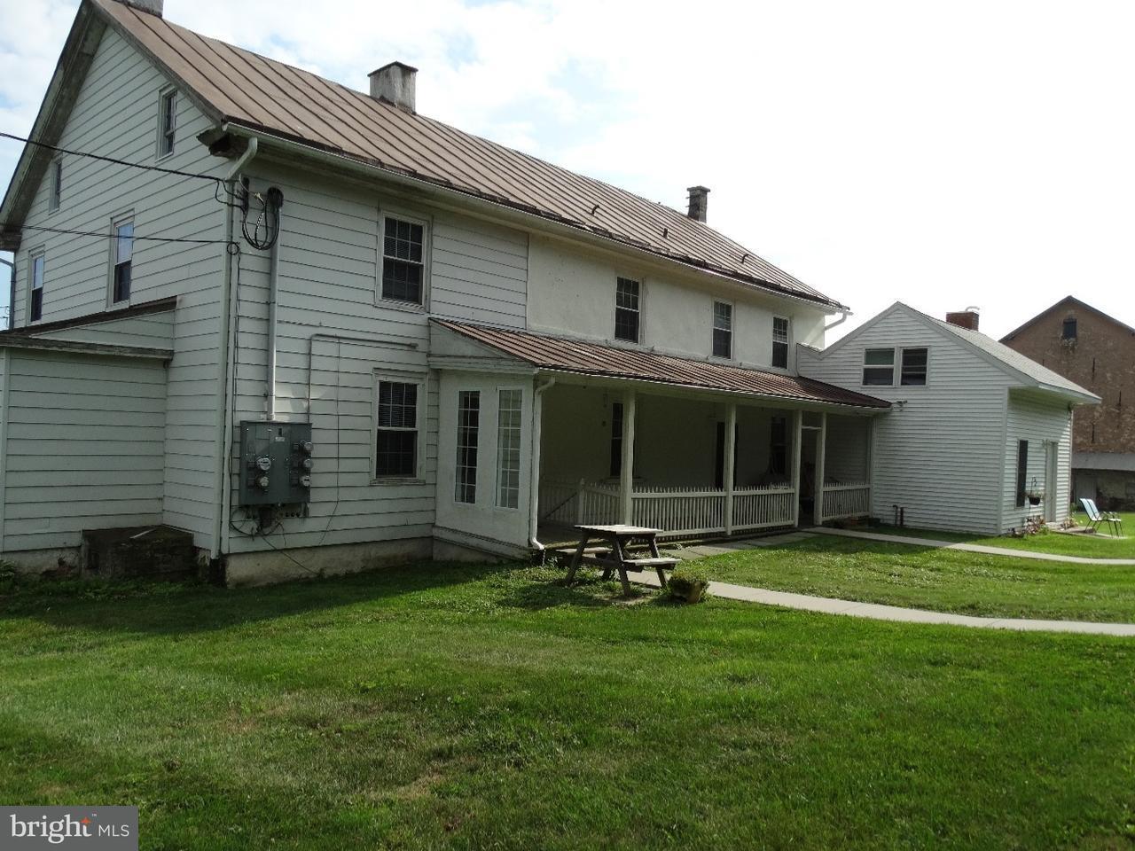 独户住宅 为 销售 在 330 SHILOH Road Morgantown, 宾夕法尼亚州 19543 美国