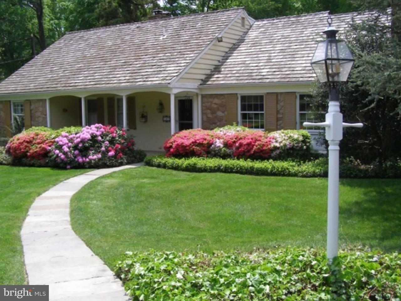 独户住宅 为 销售 在 187 BERWIND Circle 拉德诺, 宾夕法尼亚州 19087 美国