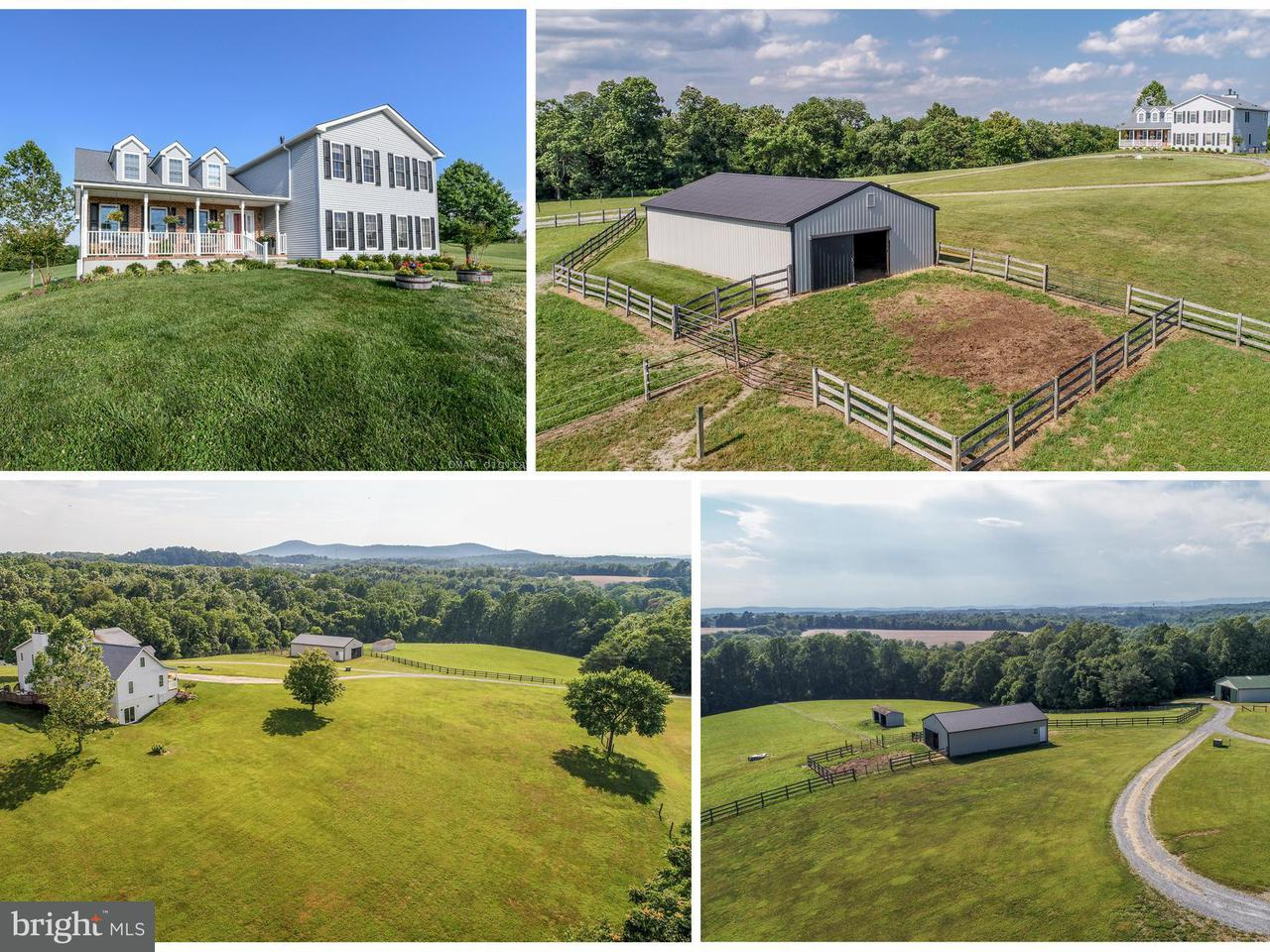 Farm for Sale at 10719 PRICE Road 10719 PRICE Road Ijamsville, Maryland 21754 United States