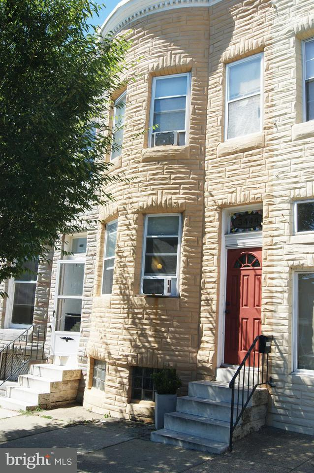 Other Residential for Rent at 3444 Chestnut Ave Baltimore, Maryland 21211 United States