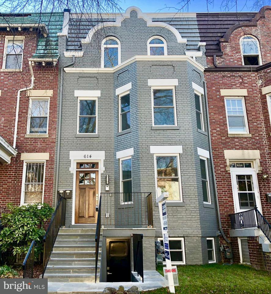 Duplex for Sale at 614 Rock Creek Church Rd Nw #2 614 Rock Creek Church Rd Nw #2 Washington, District Of Columbia 20010 United States