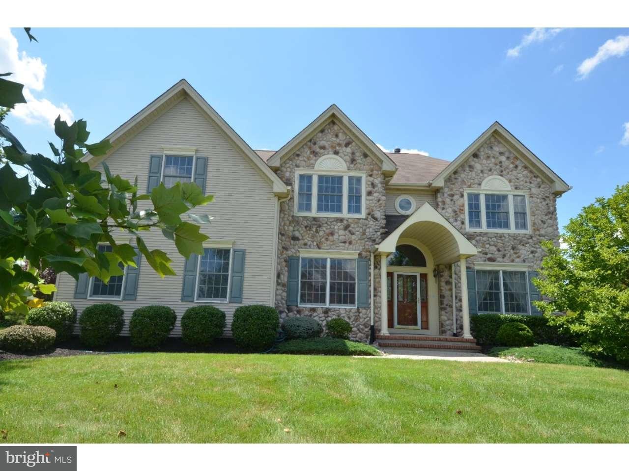 Maison unifamiliale pour l à louer à 7 CLYDESDALE Court Plainsboro, New Jersey 08536 États-UnisDans/Autour: Plainsboro Township