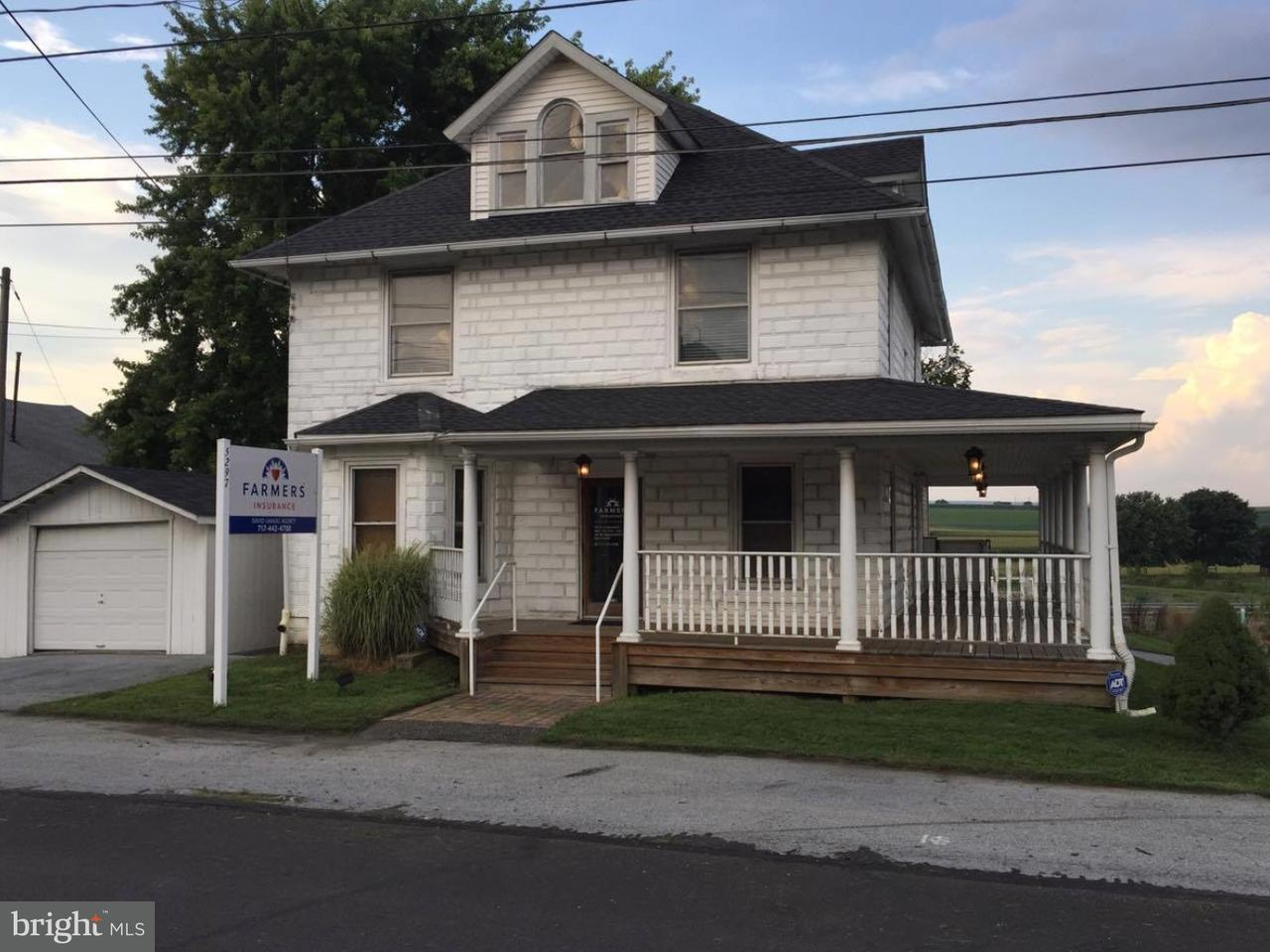 Single Family Home for Sale at 5297 LINCOLN HWY Gap, Pennsylvania 17527 United States