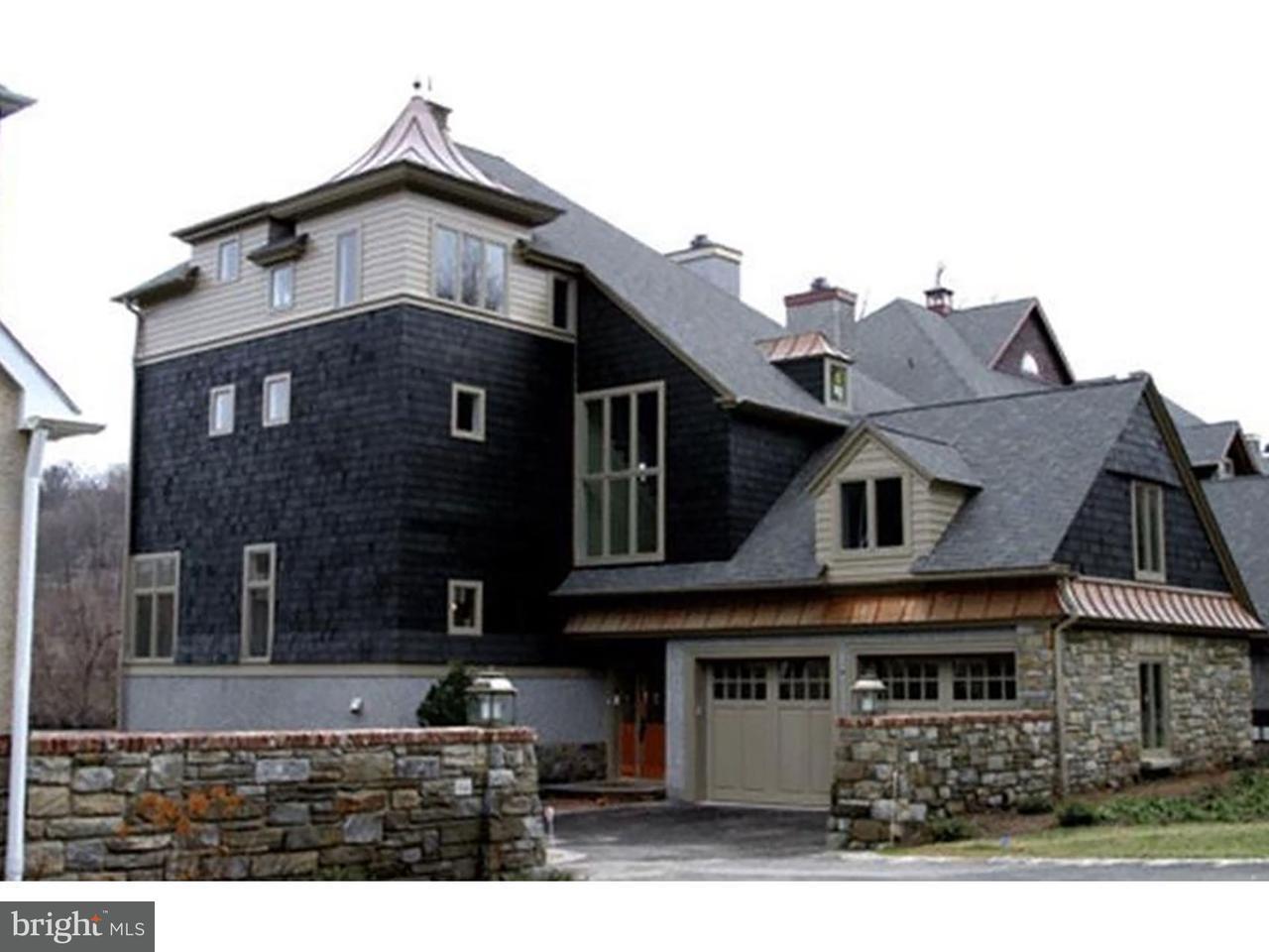 Частный односемейный дом для того Аренда на 238 RIVER Road Gladwyne, Пенсильвания 19035 Соединенные Штаты